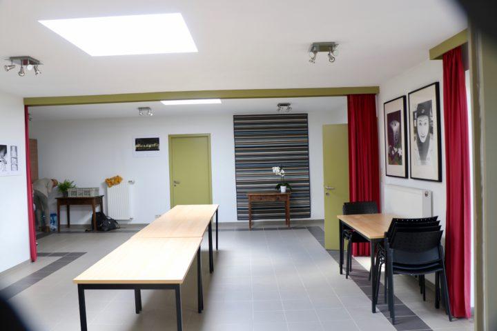 belgradehuis vergaderzaal